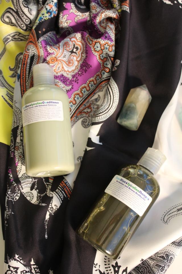 Libations Spirulina Shampoo